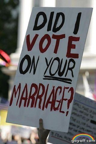 Gay vote