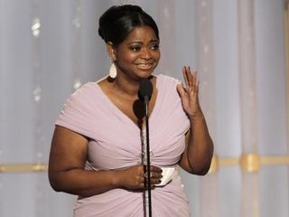 Octavia Spencer_Golden Globe