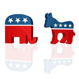 Us-political-party-logos