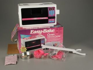 Christmas Easy Bake Oven