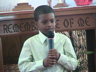 Easter Speech