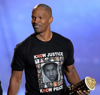 Jamie Foxx MTV Awards Tshirt