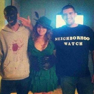 TRayvon Martin costume